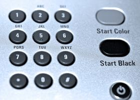 Cómo solucionar errores de recepción de Fax