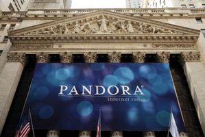 Cómo saltar sobre Pandora Radio