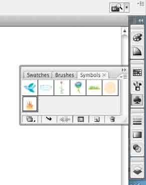 Cómo hacer fuego de Adobe Illustrator rociador
