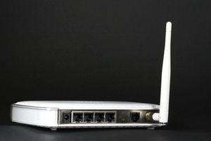 Cómo conectar un Netgear WGT624