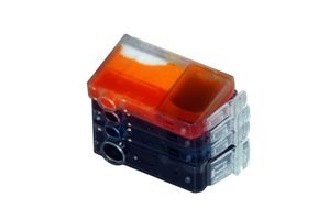 Opciones de reemplazo de absorbedor de tinta para una Canon i9900
