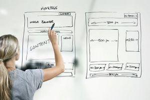 Cómo crear espacio entre las imágenes en una página Web