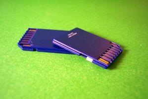 Cómo formatear las tarjetas Micro SD para teléfonos