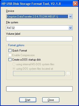 Cómo hacer una unidad USB de arranque 1