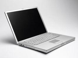 Cómo solucionar un bisel en una Laptop