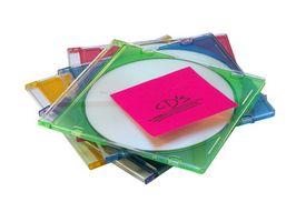 Cómo grabar un CD de copia de seguridad de Quickbooks