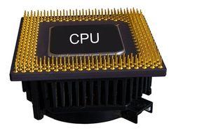 Cómo probar la velocidad de procesador de computadora