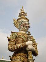 Cómo registrar un nombre de dominio en Tailandia
