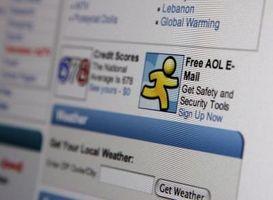 Cómo saber si alguien lee su correo electrónico en AOL