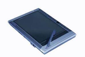 Cómo instalar Software para Tablet PC en un PC Normal