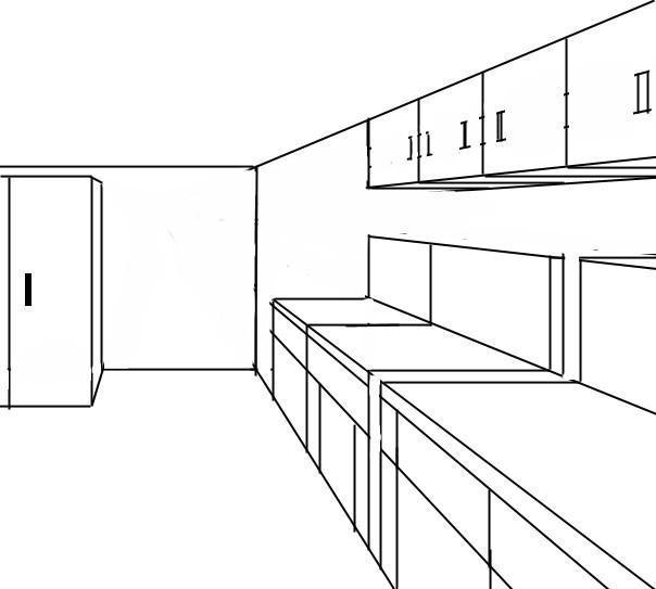 C mo dise ar una cocina 3d con adobe photoshop for Disegnare cucina 3d online