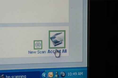 Cómo convertir negativos a archivos JPEG
