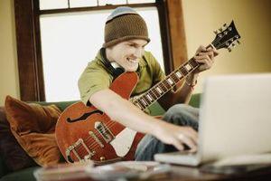 Cómo grabar música en un portátil con Windows Vista