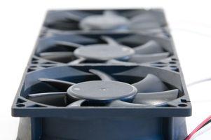 Cómo comprobar una eMachine cuando el enfriamiento ventilador sistema ha cesado