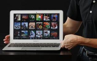 Cómo tomar una fotografía con una cámara de MacBook