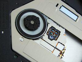 Cómo reemplazar mi Inspiron 9300 DVD Drive