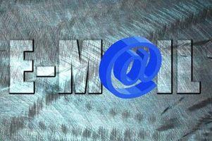 Cómo cambiar la configuración de correo electrónico para desbloquear sitios web