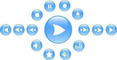 Cómo crear tus propios botones de reproducción de los medios de comunicación