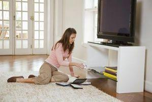 Cómo grabar un DVD para que se reproduzca automáticamente en un reproductor de DVD