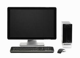 Cómo cambiar los colores de la carpeta sobre el escritorio de Mac