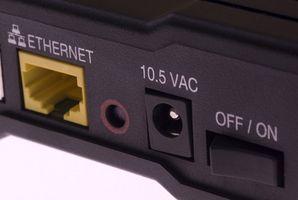 La velocidad de conexión promedio DSL