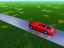 Cómo crear un modelo 3D del coche