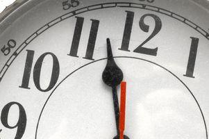 Cómo determinar el número de horas entre dos tiempos en Oracle SQL
