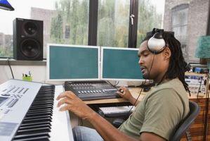 Cómo superponer dos archivos de Audio usando Audacity