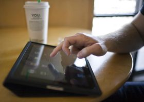 ¿Puede conectar un iPad a AT&T Wi-Fi Hotspots?