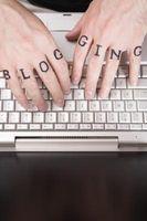 Cómo conseguir un trabajo como escritora de Blog