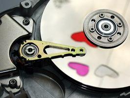 Cómo actualizar la unidad de disco duro Dell Inspiron Mini 10