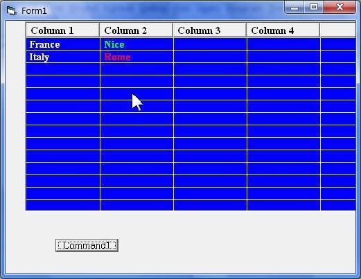 Tutorial de ListView de Visual Basic / Ubiquitour com