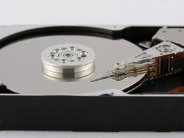 Cómo limpiar un disco y comprimir viejos archivos