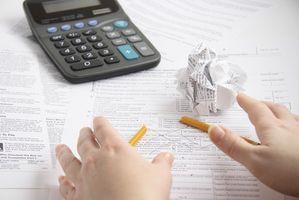 Como aprender contabilidad Pastel