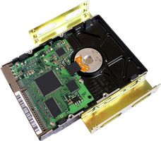 Cómo transferir un sistema XP a un disco duro nuevo