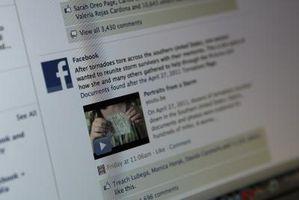 Como subir un archivo de contacto en Facebook