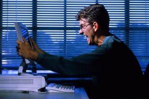 Cómo detener una redirección de página web Malware