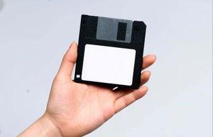 ¿Qué es el comando de DOS para la visualización de los archivos en un disco flexible?